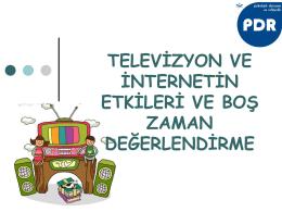tv, net boş zaman etkinlikleri