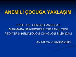 Dosyayı indir - Prof. Dr. Cengiz Canpolat