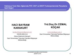 299 - Akademik Bilişim Konferansları