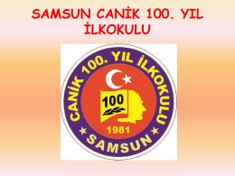 Atatürkün Hayatı - SAMSUN - CANİK
