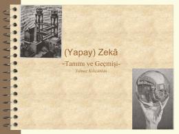 Yapay Zeka (Turkish)