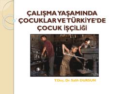 """""""Türkiye`de Çalışma Yaşamı Sorunları"""" ders notları 6 için tıklayınız."""