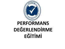 Performans Değerlendirme Eğitimi