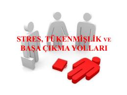 stres nedir? - Mardin Devlet Hastanesi