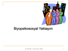 Biyopsikososyal_yaklasim