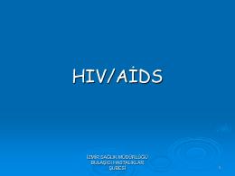 HIV/AİDS