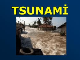 tsunami sunu