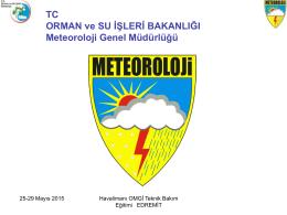 5-Silyometre CL31 - Meteoroloji Genel Müdürlüğü