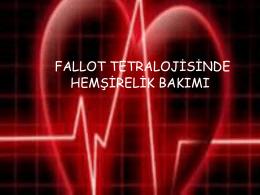 siyanotik kalp hastalıkları