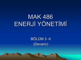 MAK 486 3-II - WordPress.com