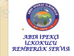 201-2015 rehberlik ve psikolojik danışma servisi tanıtımı