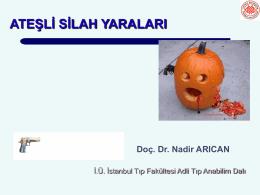 Vurma halkası - İstanbul Tıp Fakültesi
