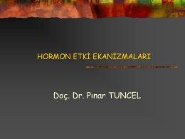 Hormonlar - mustafaaltinisik.org.uk