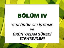 9. Sunum