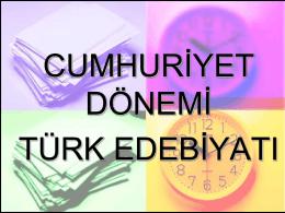 Şiir - Eba