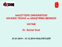 Yer - HATAM - Hacettepe Üniversitesi