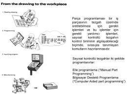 cnc programlama 1