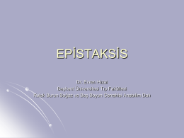 Epistaksis File