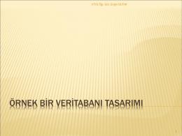 3)ornek_veritabani