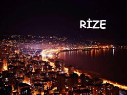 RİZE - Eba