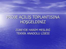 2014 italya - Zübeyde Hanım Mesleki ve Teknik Anadolu Lisesi