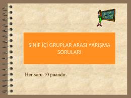 türk halk edebiyatında