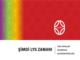dosyayı indir - FEM Okul Trabzon
