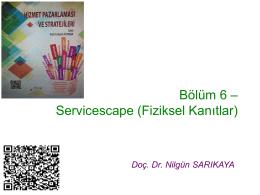 Serviscape