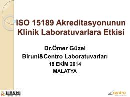 Dr.Ömer Güzel`in sunuma ulaşmak için linki tıklayınız.