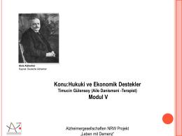 Bakım Derecesi - Alzheimer Gesellschaft Kreis Euskirchen eV