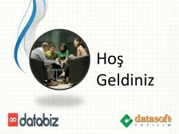 Datasoft e-Fatura Uygulaması
