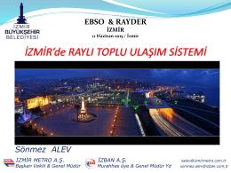 izmir - Rayder