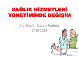 Değişim II. Hafta_2015