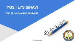 YGS-LYS-Sinavi-Bilgilendirme