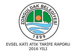 personel sayısı - Zonguldak Belediyesi