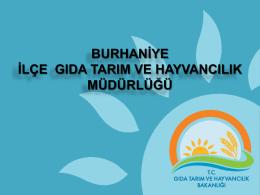 Kasap Eğitimi -2015 - Balıkesir Tarım İl Müdürlüğü