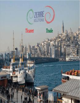 Türkiye Ticaret odası listesi