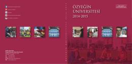 2014 Lisans Tanıtım Broşürü