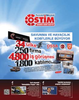 İndir - Ostim Organize Sanayi Gazetesi