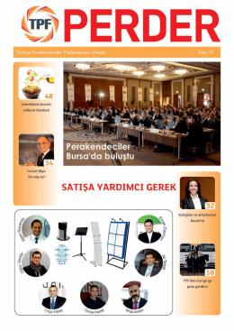 yeni üyelerimiz - Türkiye Perakendeciler Federasyonu