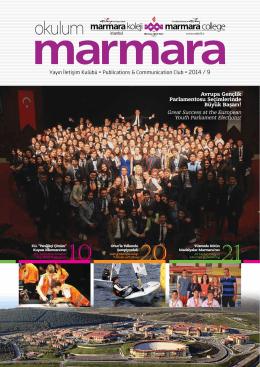 okulum - Marmara Eğitim Kurumları