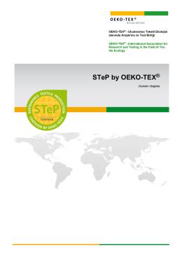 STeP Standard - Oeko