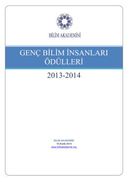 bagep 2014 - Bilim Akademisi