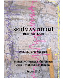 Sedimantoloji Ders Notları