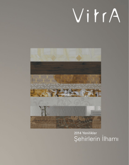 Vitra Karo Yenilikler 2014