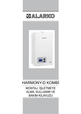 HARMONY-D KOMBİ - türkyılmaz kombi servisi