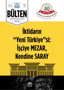"""""""Yeni Türkiye""""si - Makina Mühendisleri Odası"""