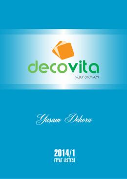 fiyat listesi / 2014 / pdf
