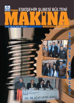 türk sanat müziği - Makina Mühendisleri Odası