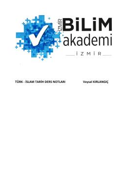 Türk-İslam Bilim Adamları (PDF)